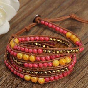 Jewelry - Athena Wrap Bracelet